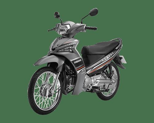 Yamaha Sirius FI Phanh cơ xám