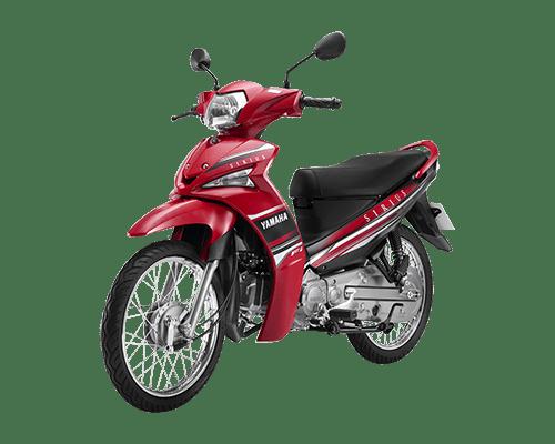Yamaha Sirius FI Phanh cơ đỏ