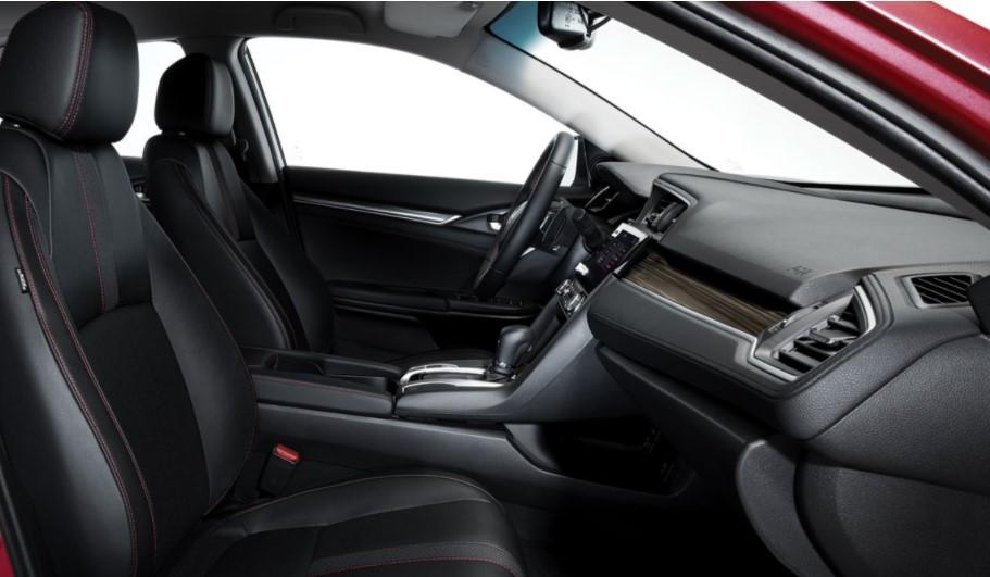 Nội thất của Honda Civic