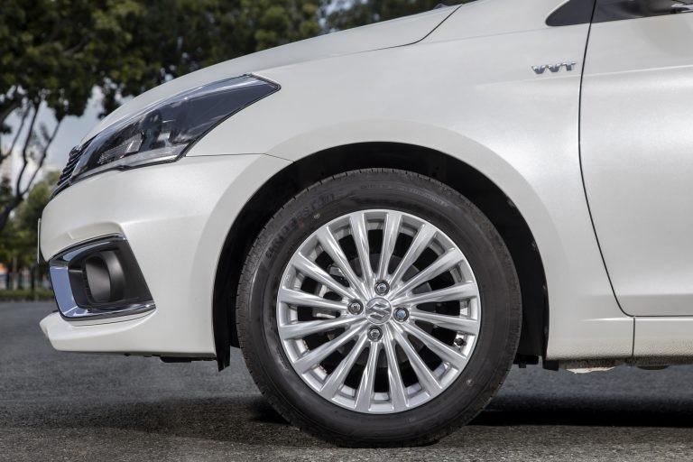 La-zăng 16 inch của Suzuki Ciaz mới