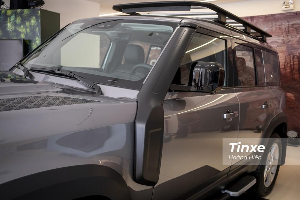 Land Rover cung cấp 4 gói trang bị riêng dành cho từng nhu cầu của khách hàng bao gồm gói Đô thị, gói Thám hiểm, gói Phiêu lưu và gói Đồng quê.