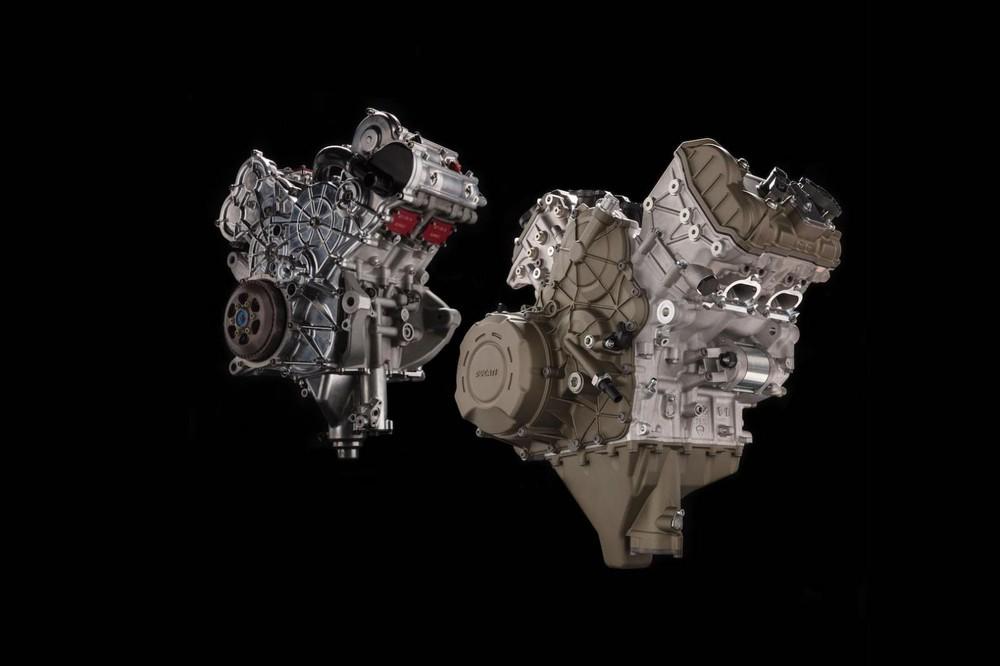 Ducati Multistrada V4 sẽ không dùng chung động cơ với Panigale V4 và Streetfighter V4