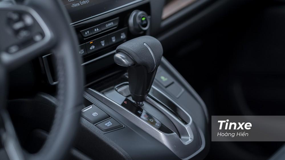 Vô-lăng, hộp số cùng cảm giác lái của Honda CR-V 2020 vẫn vẹn nguyên sự thú vị cho những người yêu thích lái xe.a