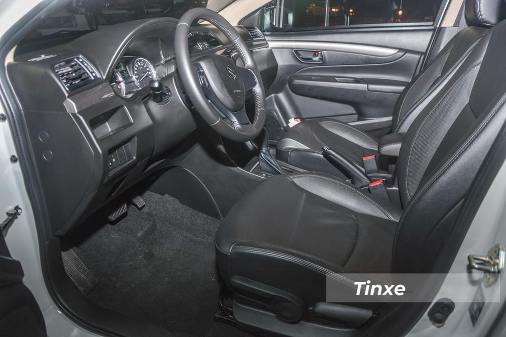 Nội thất xe Suzuki Ciaz 2020