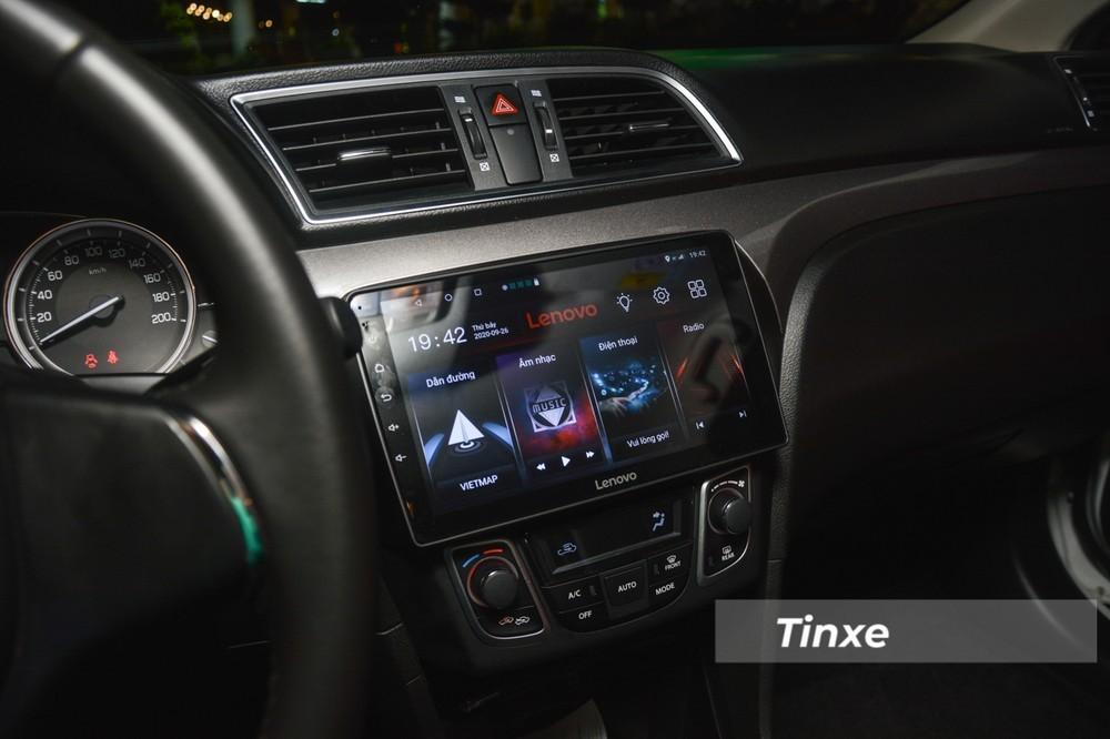Suzuki Ciaz mới có màn hình giải trí 9 inch
