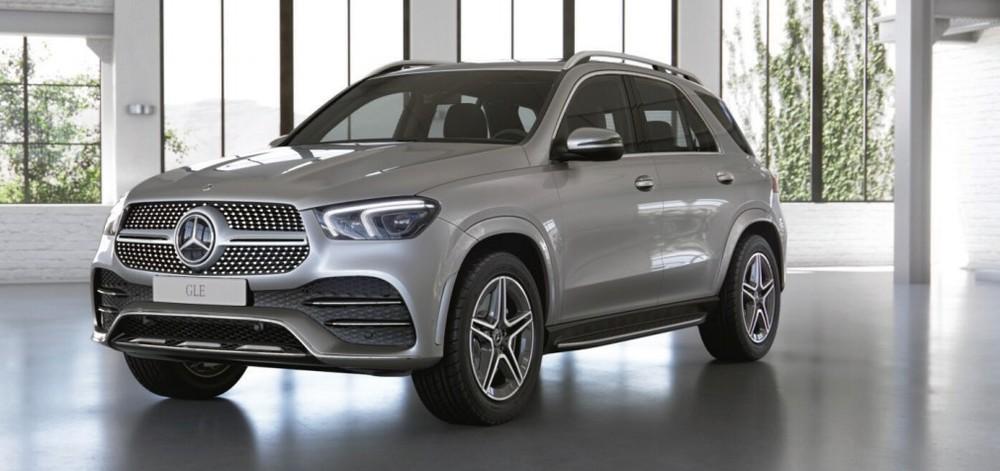 Trong bảng giá xe Mercedes-Benz 2020mới nhất, mẫu xe GLE có giá khởi điểm từ 4,369 tỷ đồng