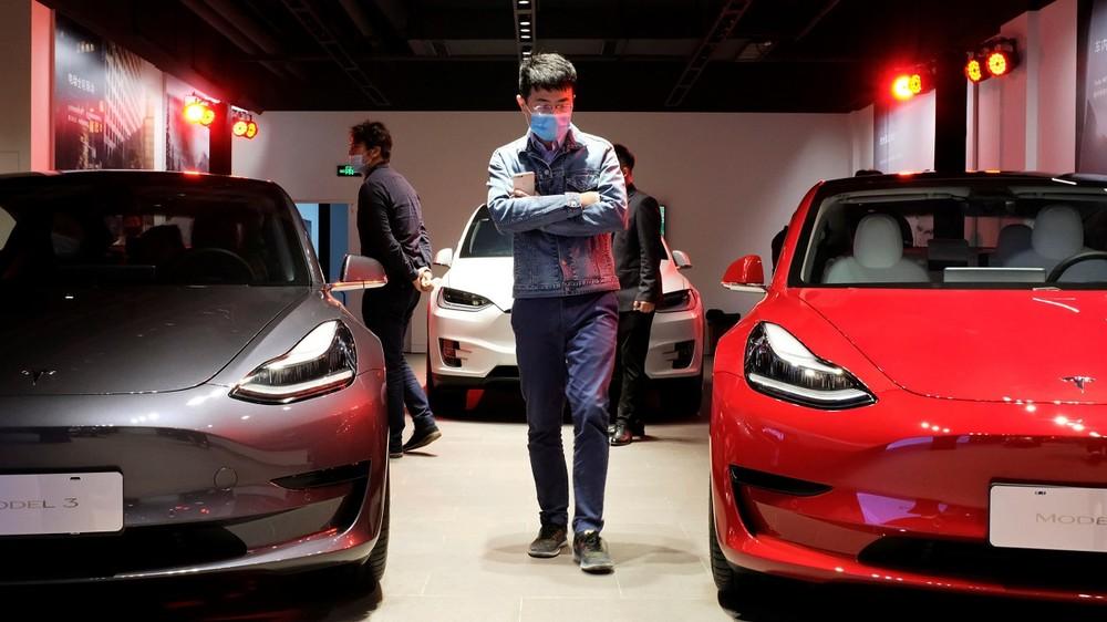 Nhờ chương trình giảm giá chính hãng, Tesla Model 3 bán chạy như tôm tươi tại Trung Quốc