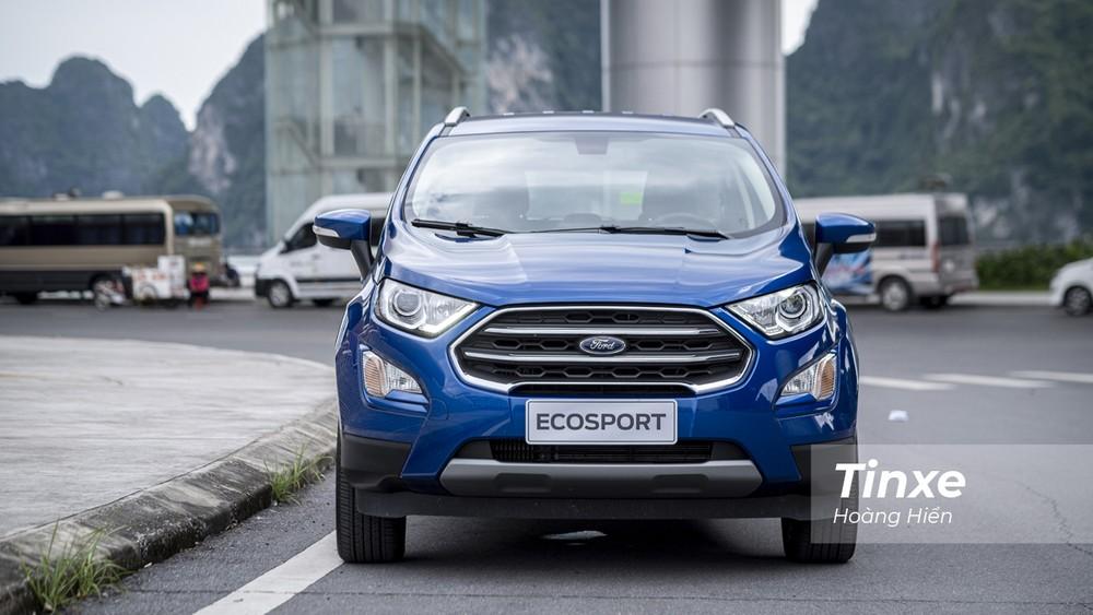 La zăng xe EcoSport 2020
