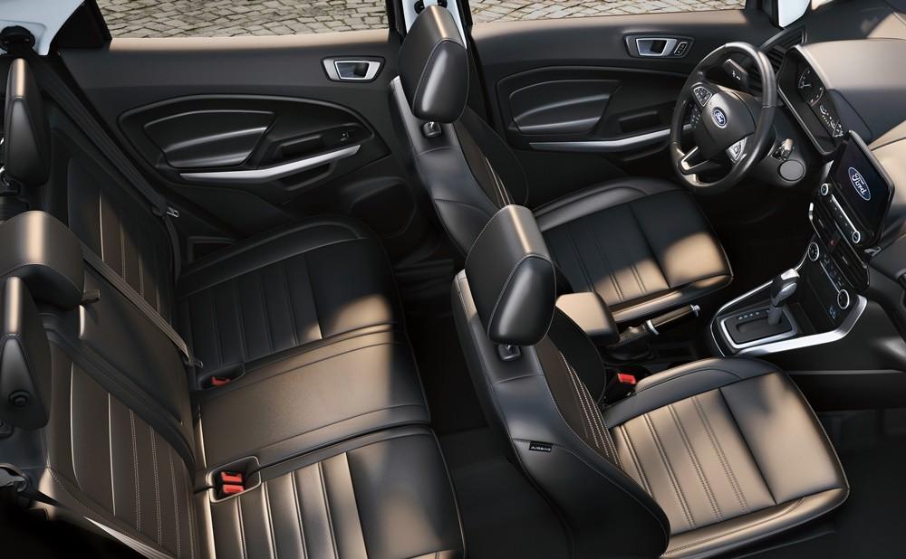 Nội thất và tiện nghicủa Ford EcoSport 2021