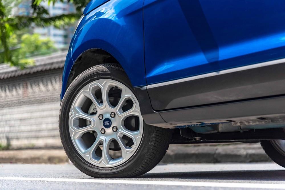 Bộ lốp Bridgestone được trang bị cho Ford EcoSport