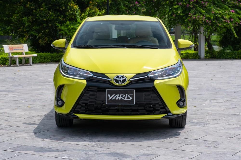 Toyota Yaris 2020 được nhập khẩu nguyên chiếc từ Thái Lan.