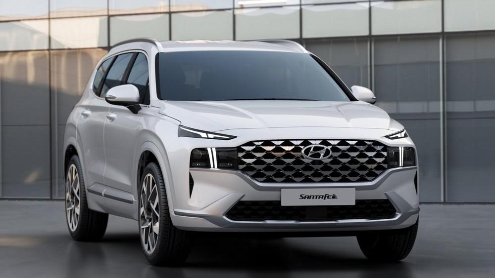 Hyundai Santa Fe 2021 bản Calligraphy