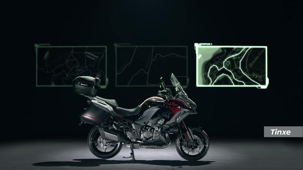 Kawasaki Versys S 2021