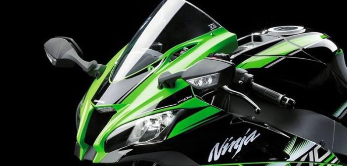 Kawasaki ZX-10R 2021 sẽ có sự thay đổi trong ngoại hình