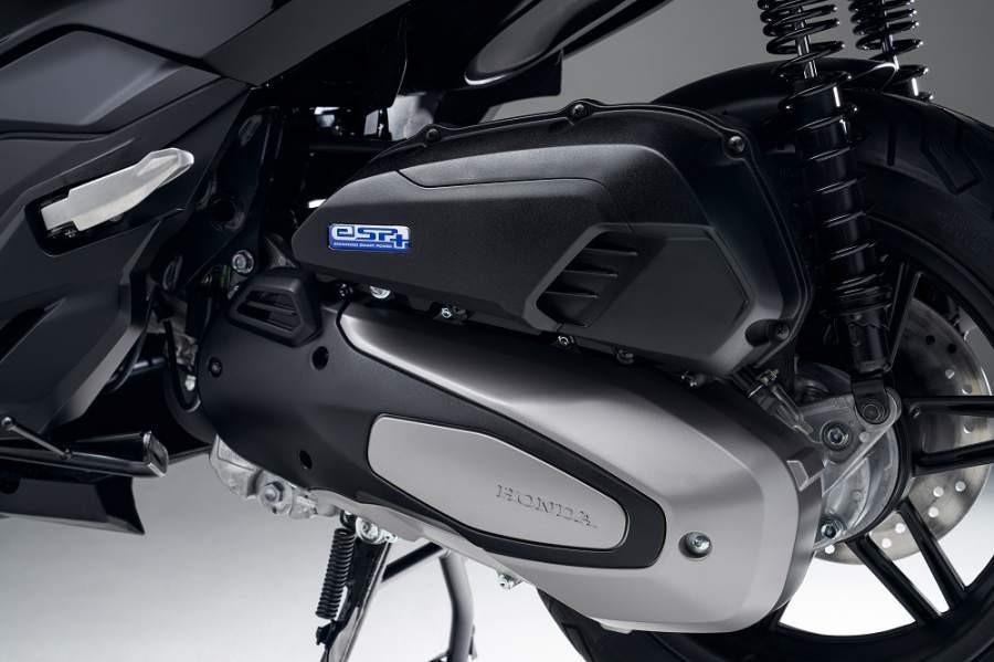 Khối động cơ eSP quen thuộc trên Honda Forza