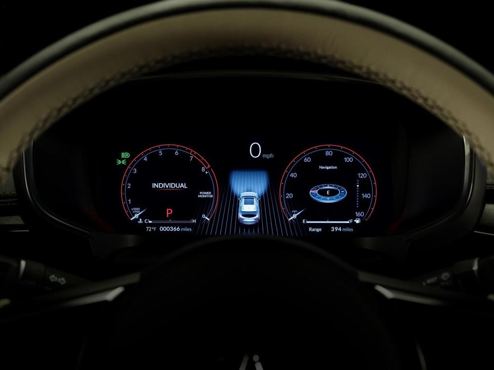 Acura MDX có gói an toàn AcuraWatch