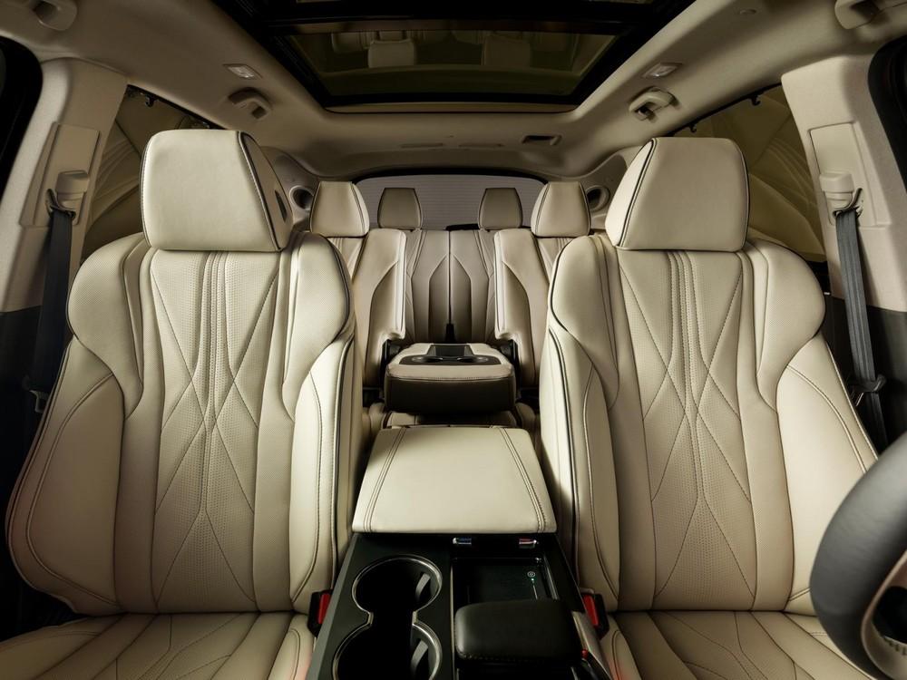 Acura MDX có 3 hàng ghế