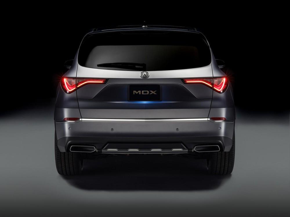 Acura MDX còn có bản Type S mạnh hơn