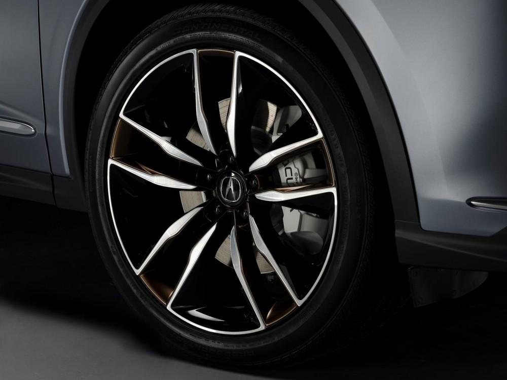 Bộ vành 21 inch của Acura MDX