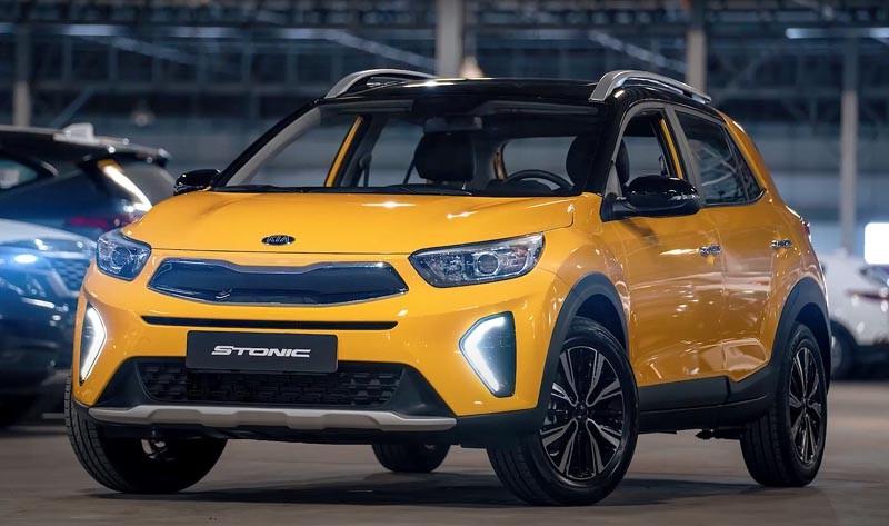 Kia Stonic 2021 ra mắt như lựa chọn hợp túi tiền hơn Seltos cho khách hàng Philippines