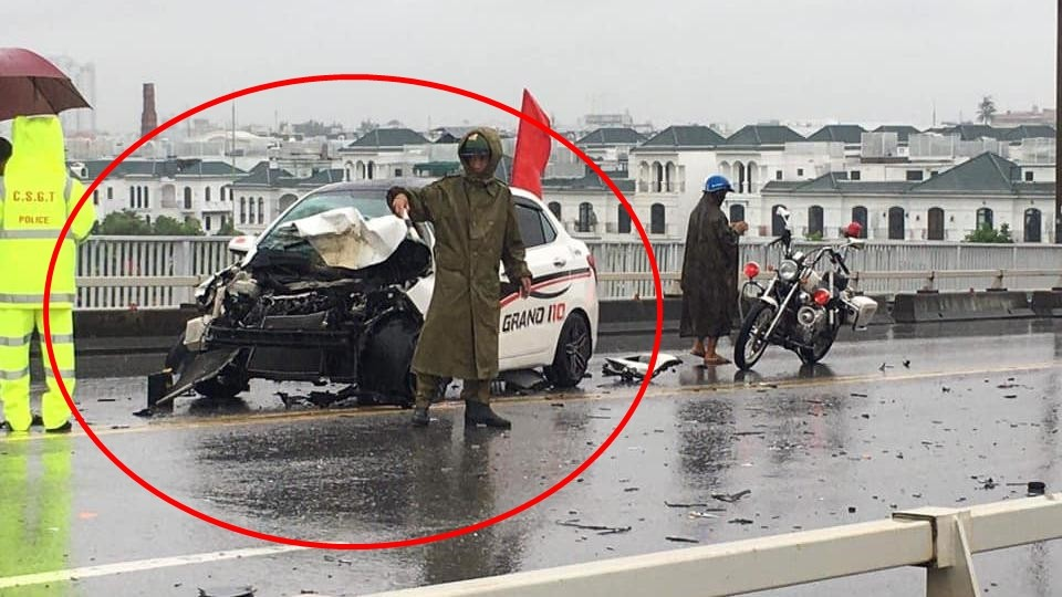 Lực lượng chức năng điều tiết giao thông