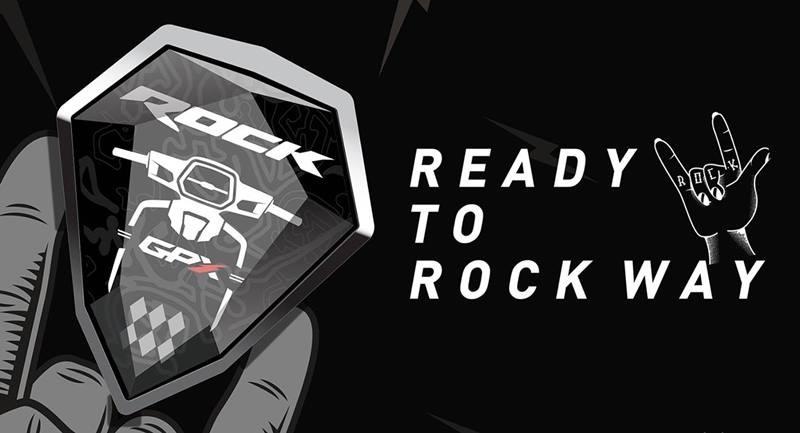 GPX Rock 110 sẽ cho thiết kế vuông vắn và mạnh mẽ hơn Popz