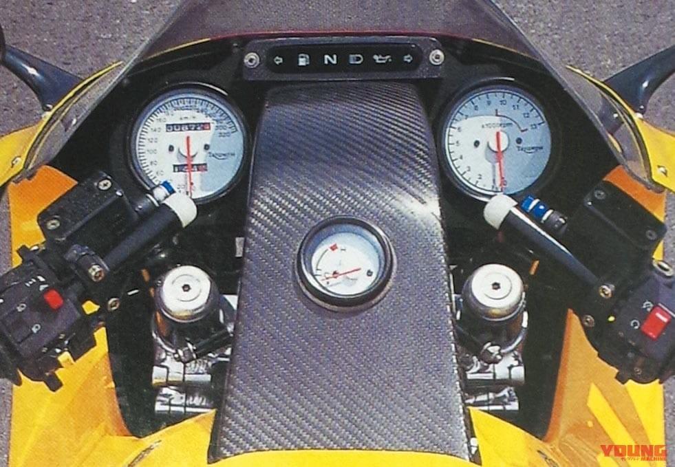 Đồng hồ trên xe Saxon ST900