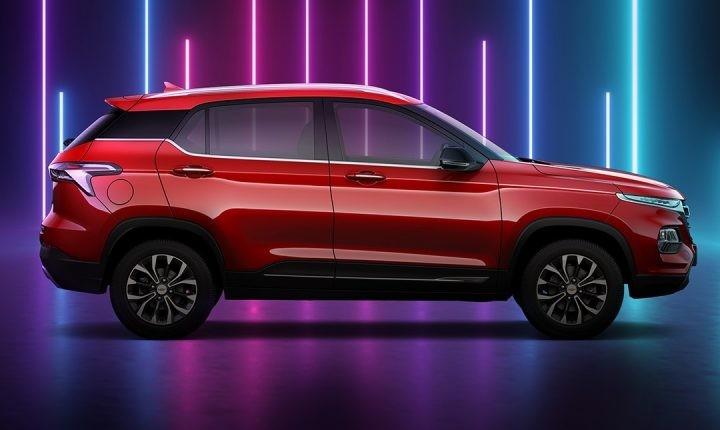 Chevrolet Groove 2020 thuộc phân khúc SUV cỡ B