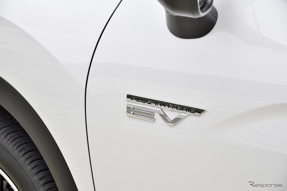 Mitsubishi Eclipse Cross 2021 bản PHEV
