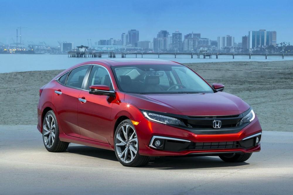 Honda Civic Sedan 2021 tại thị trường Mỹ không còn hộp số sàn