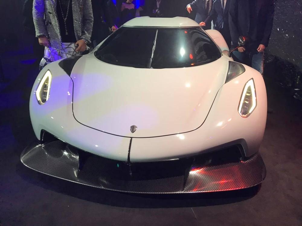 Các đại gia Thái cần bỏ ra gần 260 tỷ đồng để sở hữu Koenigsegg Jesko Absolut