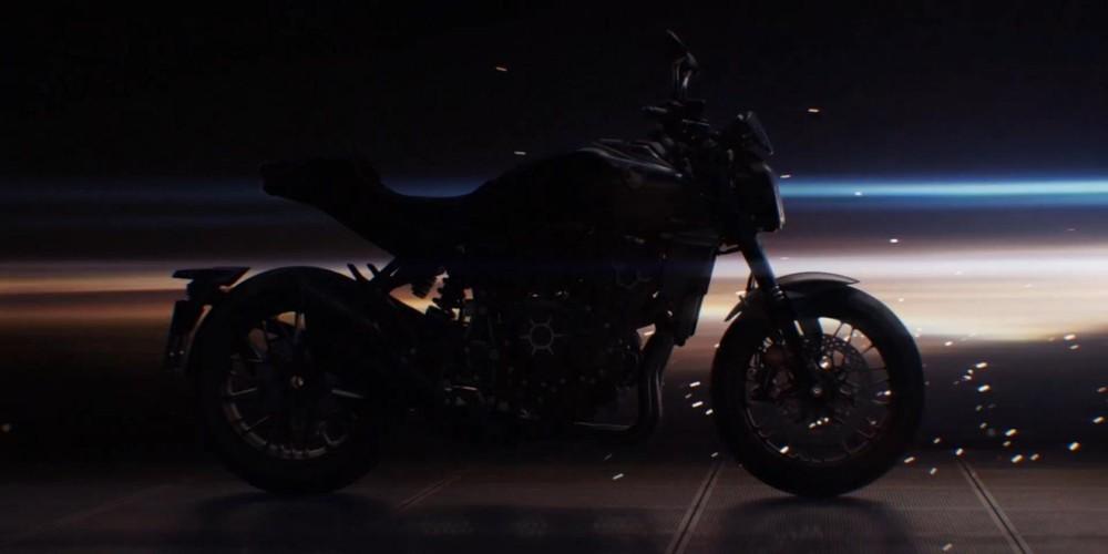 Bóng dáng Honda CB1000R 2021
