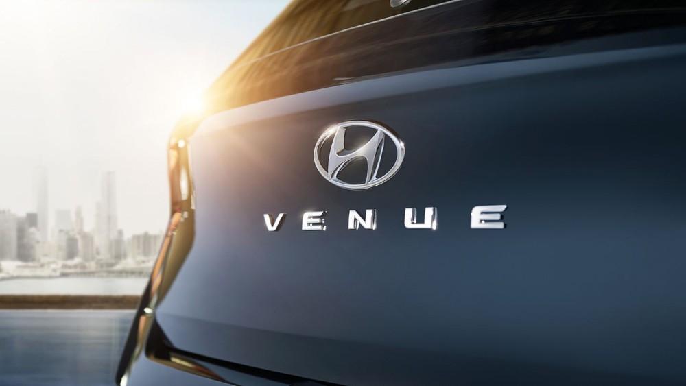 Hyundai Venue 2021 dùng động cơ xăng 1,6 lít