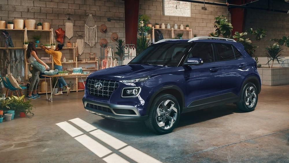 Hyundai Venue 2021 ra mắt thị trường Philippines