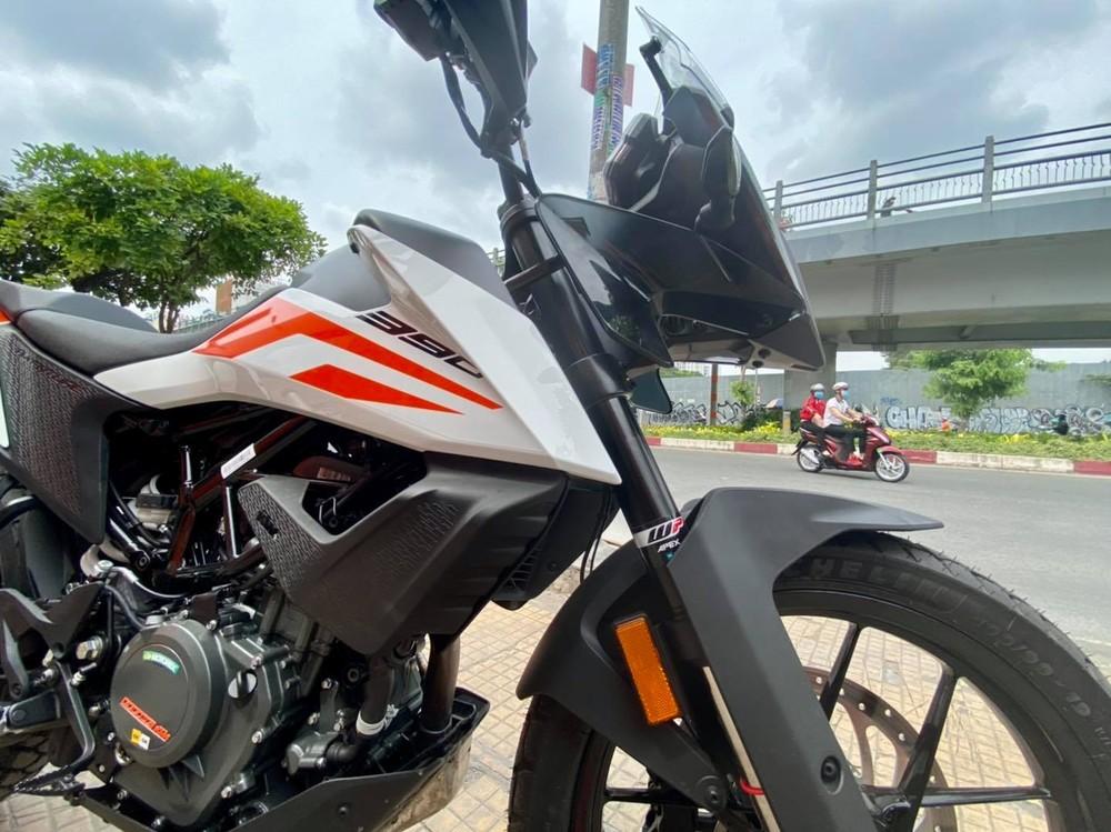 Xe mang thiết kế chuẩn mực từ dòng xe Adventure nhà KTM