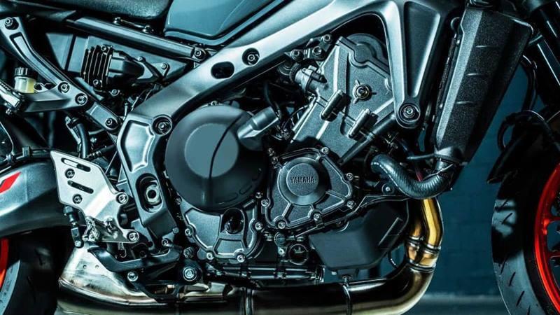 Khối động cơ trên Yamaha MT-09 2021 sẽ có sự thay đổi