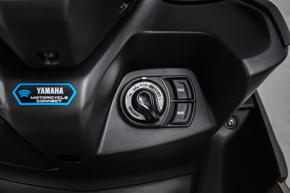 Khóa Smart Key của NVX 155 2021