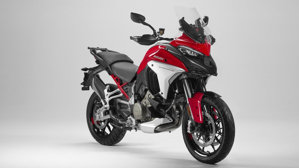 Xế phượt bạc tỷ Ducati Multistrada V4 bị triệu hồi vì lỗi động cơ