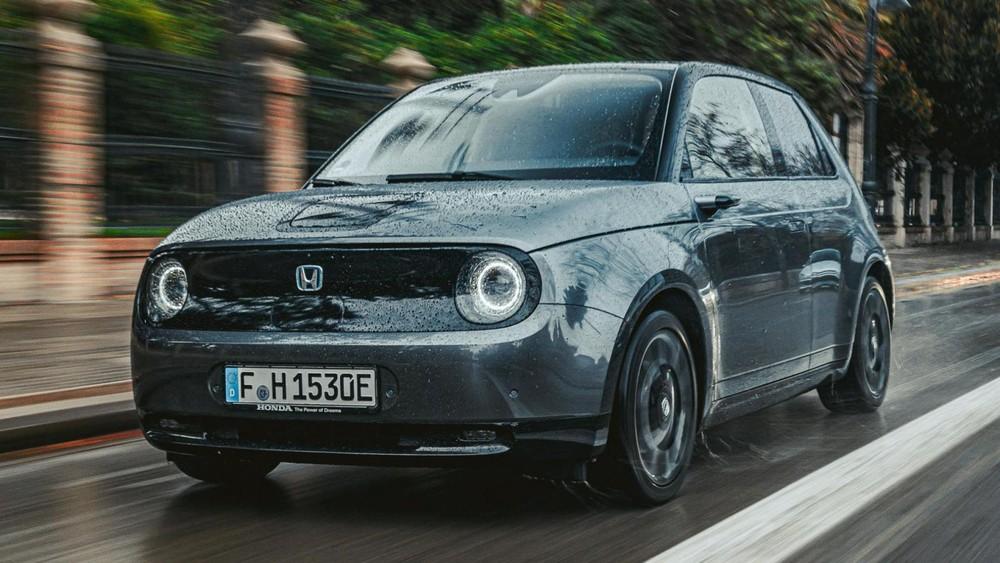 Honda e là mẫu xe hatchback chạy điện cỡ B