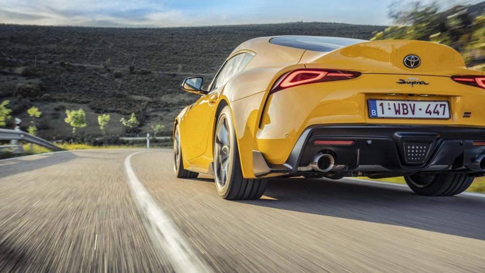 Toyota GR Supra sở hữu thiết kế khác biệt so với BMW Z4