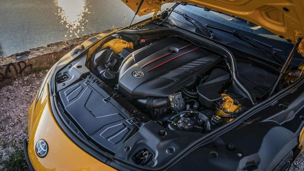Động cơ của Toyota GR Supra cũng do BMW cung cấp