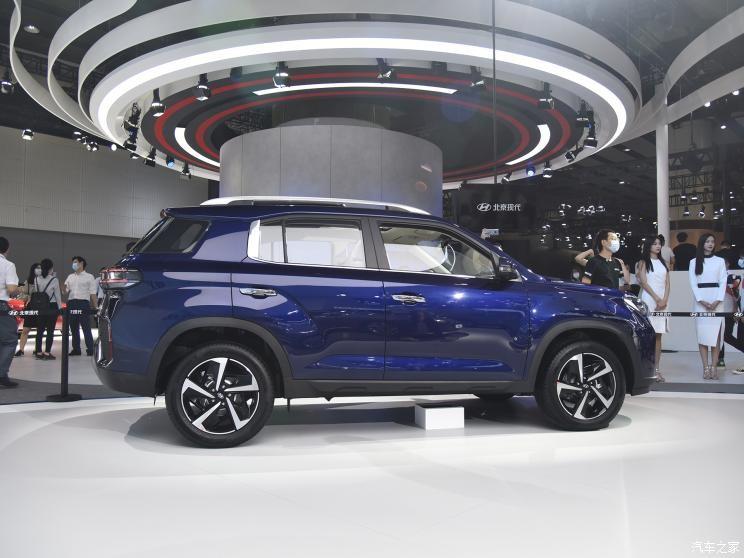 Hyundai ix35 2021 có kích thước khác biệt so với Tucson 2021