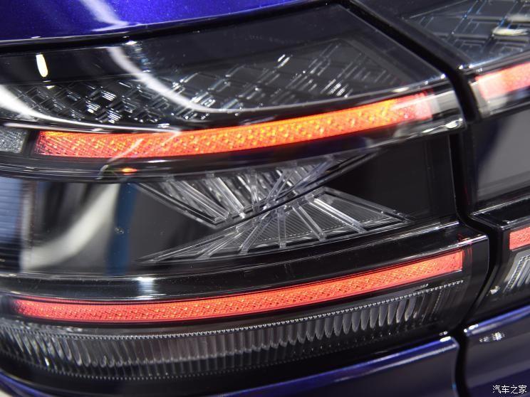 Tạo hình lạ mắt nằm giữa đèn hậu của Hyundai ix35 2021