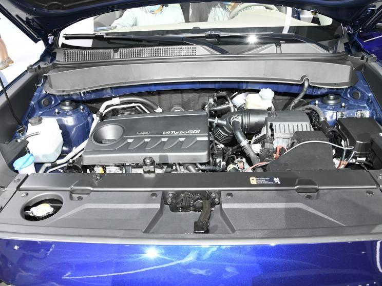 Hyundai ix35 2021 có 2 động cơ xăng và nhiều tùy chọn hộp số