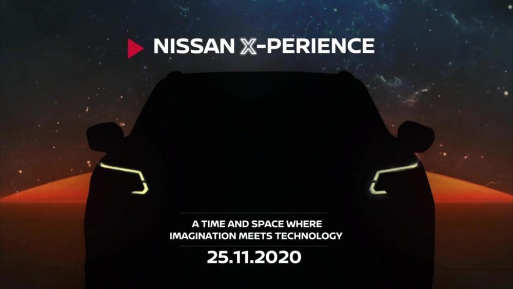 Nissan Terra 2021 sẽ ra mắt vào ngày 25/11 tới đây