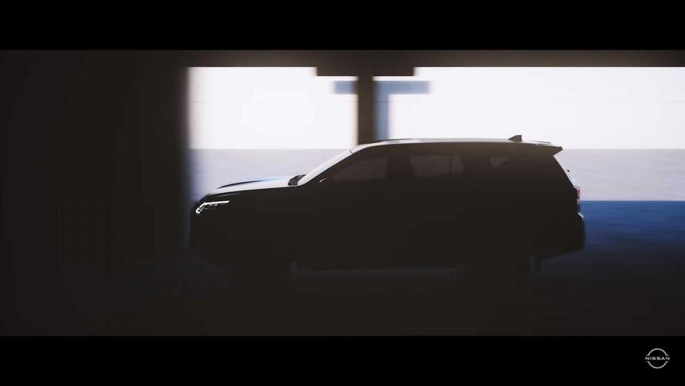 Nissan Terra 2021 dự kiến sẽ dùng động cơ như cũ