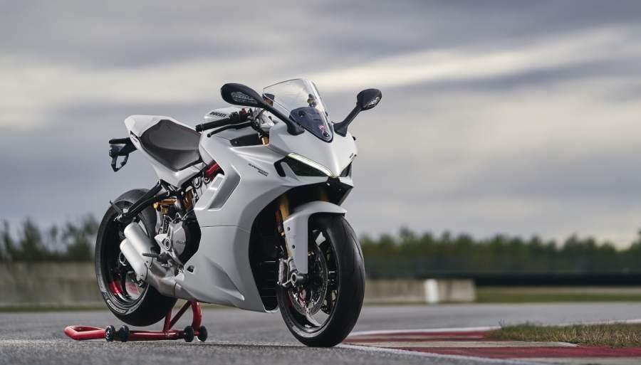 Ducati Supersport 950 và 950S ra mắt phiên bản 2021