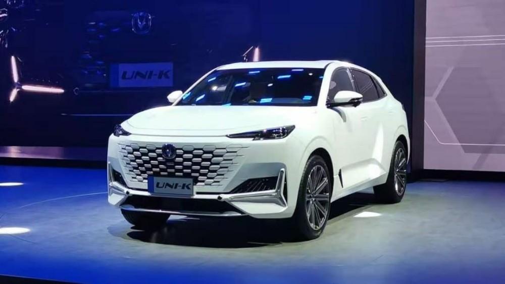 Changan UNI-K ra mắt trong triển lãm Ô tô Quảng Châu 2020