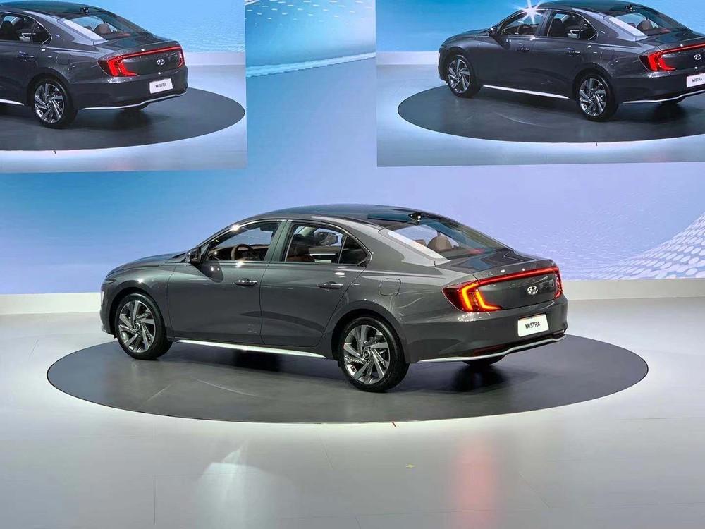 Hyundai Mistra 2021 là xe dành riêng cho Trung Quốc nên sẽ không được bán ở thị trường khác