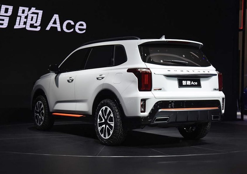 Kia Sportage Ace 2021 dùng động cơ tăng áp mạnh 200 mã lực